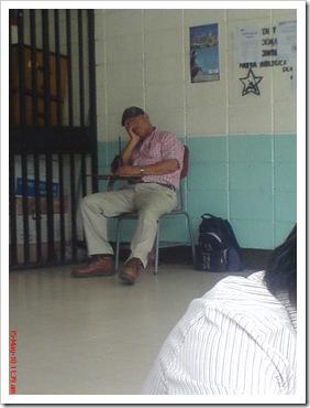 Vigilante Durmiendo