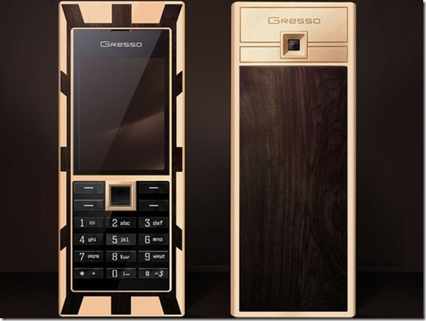 celular mas caro del mundo 2010