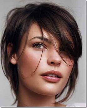 mujer excesivamente bella