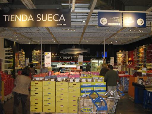 Tienda Sueca