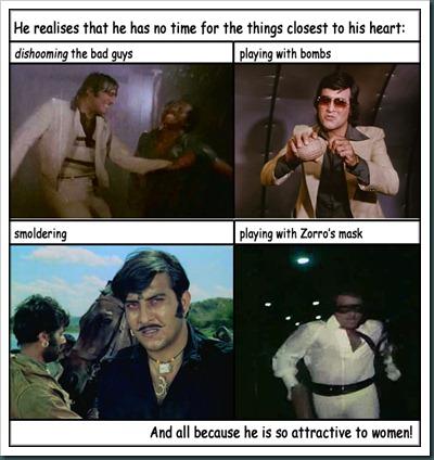 Vinod Khanna's troubles - 3