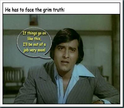 Vinod Khanna's troubles - 5