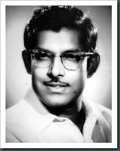 Young Hrishikesh Mukherjee