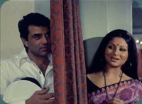 Dharmendra and Sharmila in Chupke Chupke