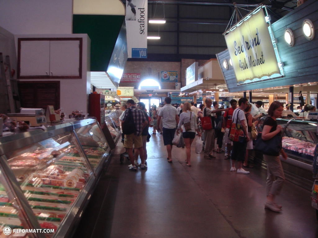 St Lawrence Market Has The Best Fresh Fish In Toronto
