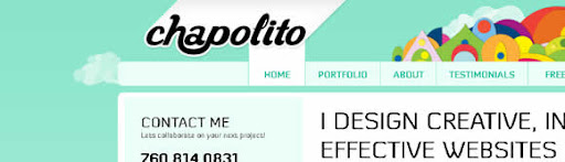 top 10 website design chapolito