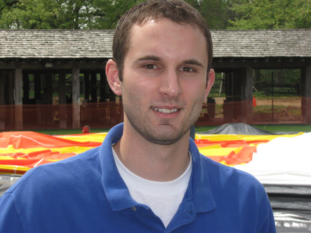 BJ Sullivan, Conner Prairies chief balloon pilot