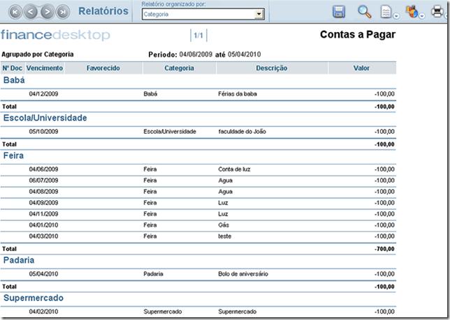 Financedesktop - Site do fabricante