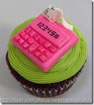 Calculator Cupcake