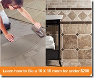 Home Depot Floor Tile Basics
