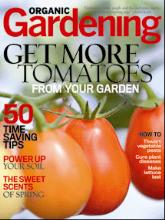 Organic Gardening Magazine'