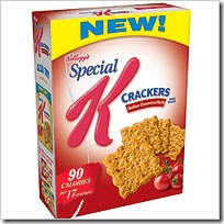 Kelloggs Special K Crackers