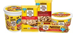 Nestle Toll House Cookie Dough Family Shot