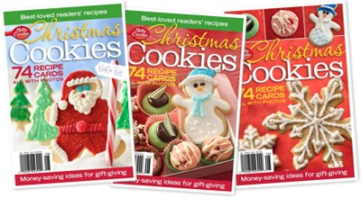 View MyBlogSpark Christmas Cookies Magazine Survey