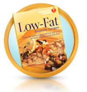 Low-Fat Favorite Recipes from AstraZeneca