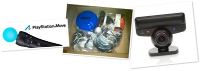 Playstation Move House Party Package