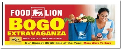 foodlion bogo