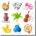 ist2_3391678-arts-and-crafts-icon-set1