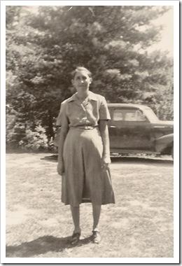 grandma - old pic
