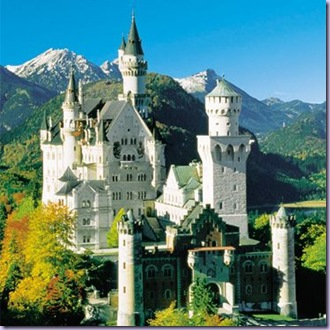 castle-neuschwanstein-castle