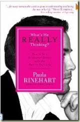 What's he really thinking cover