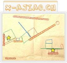 超级好玩的游戏 蜡笔物理学豪华版 下载 阿焦软件 娱乐堂