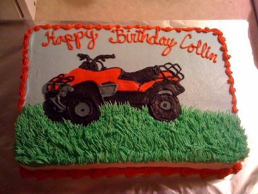 Birthday Cakes Joplin Mo ~ Black and white wheeler
