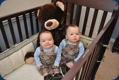 9 Months Bear Pic