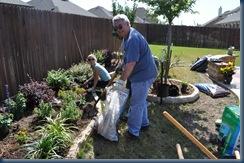 Patio - gardeners
