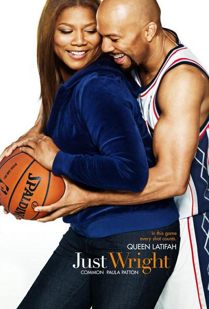 Just Wright, movie, poster