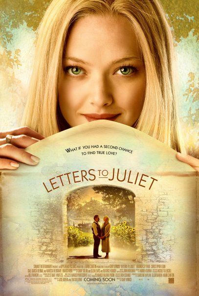 Letters to Juliet, movie, cd, cover, soundtrack, box, art
