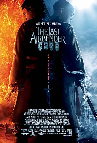 The Last Airbender, 2010, Movie