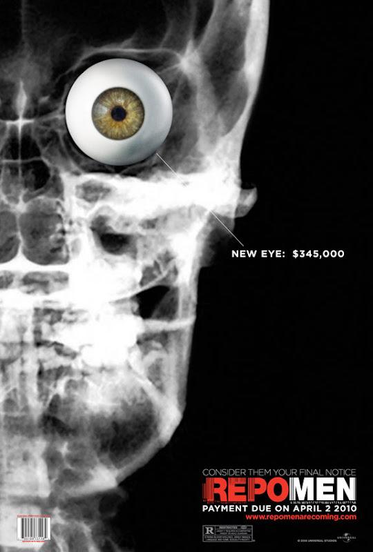 Repo Men, 2010, New, Movie, Posters