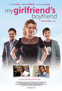 My Girlfriend's Boyfriend, 2010, movie, poster, dvd, cover