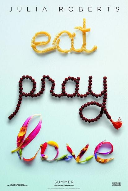 Eat, Pray, Love, movie, poster