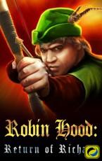 Robin Hood, The Return of Richard, iPhone, game, cover, screen, image
