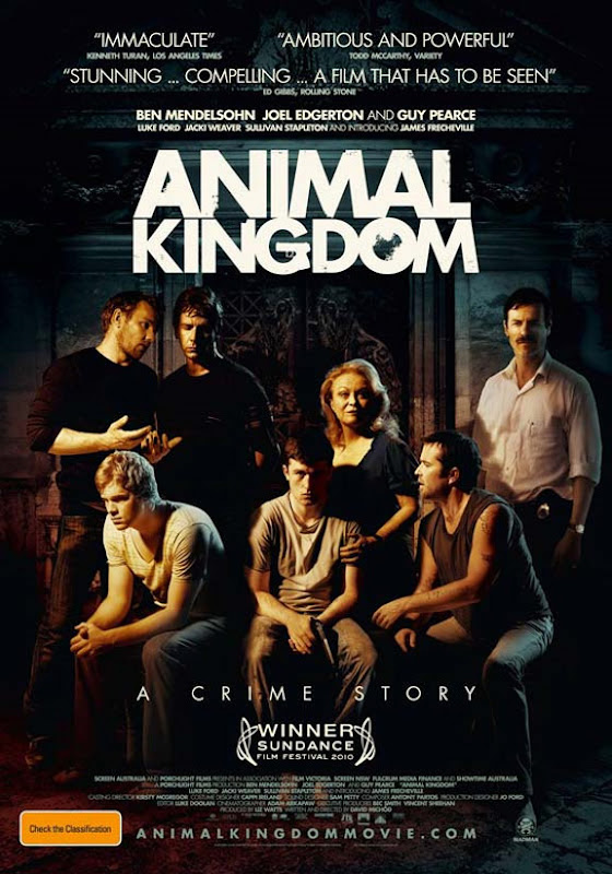 Animal Kingdom, movie, poster, dvd, box, art, image