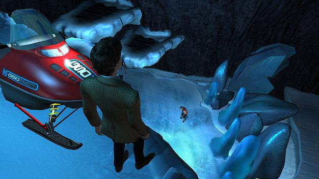 Doctor Who, The Adventure, game, screen,  image, pc, screenshots