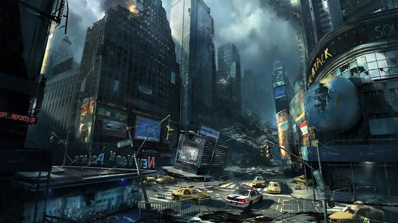 Crysis 2, screen, screenshots, cover, image, pc