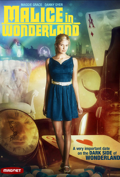 Malice in Wonderland, movie, poster, image, dvd, cover