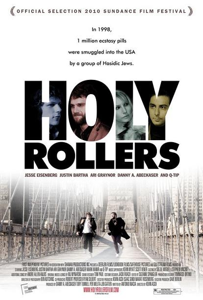 Holy Rollers, poster, movie
