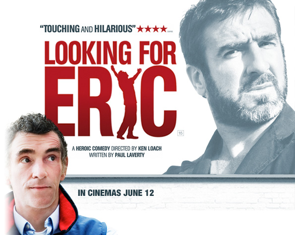 Looking for Eric, new, movie, poster