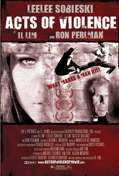 Acts of Violence, poster, movie, dvd, cover