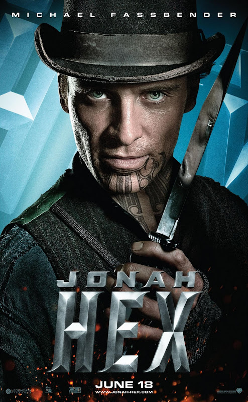 Movie, Posters, Jonah Hex, new
