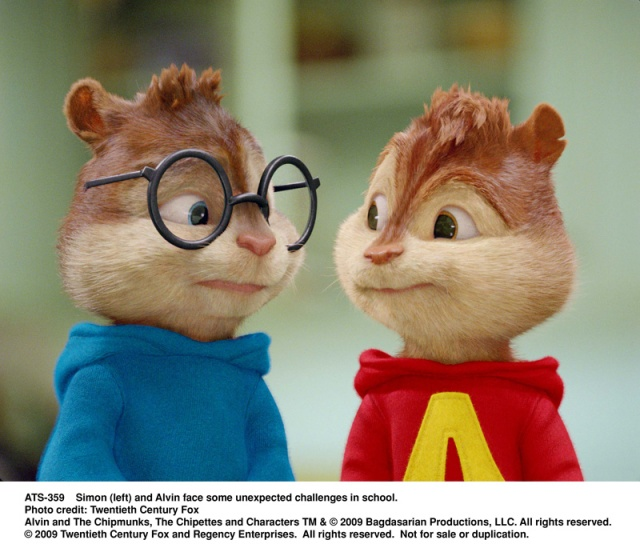alvin, simon, chipmunks, The Squeakuel