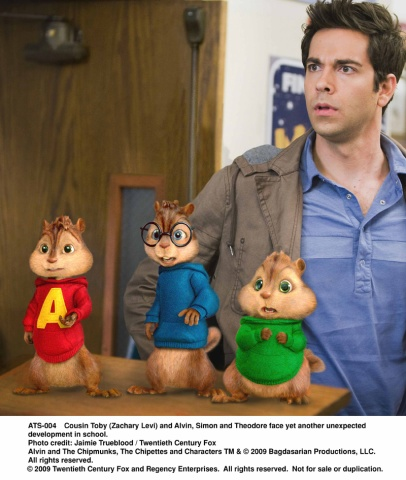 cousin toby,theodore, alvin, simon, chipmunks, The Squeakuel