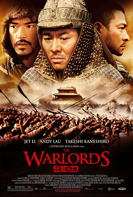 Warlords, movie, poster