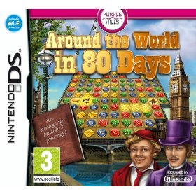 Around The World In 80 Days, video, game, wii