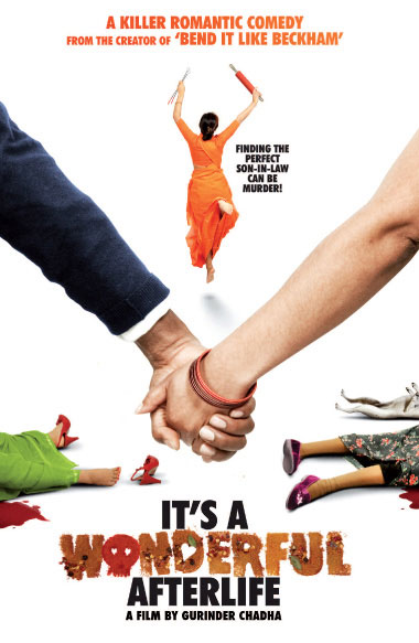 It's A Wonderful Afterlife, movie, poster, film