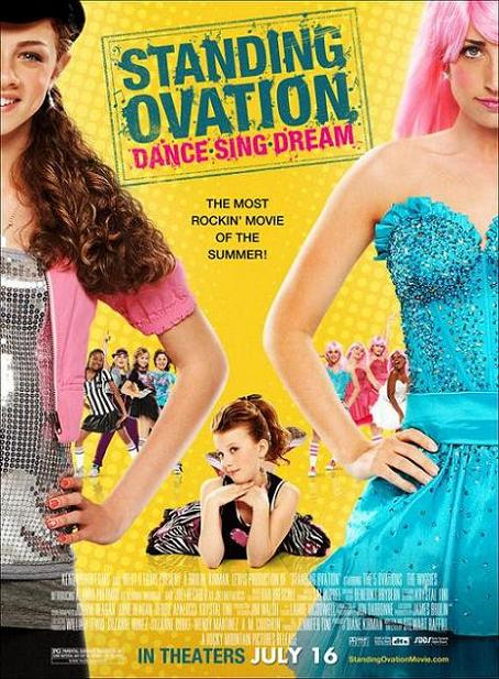 Standing Ovation, movie, poster, new